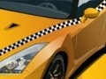 Mäng Taxi Rush . Play online